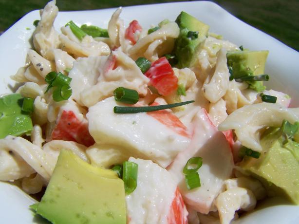 Egg Noodle Salad
