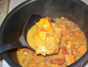 Vegan African Sweet Potato Stew