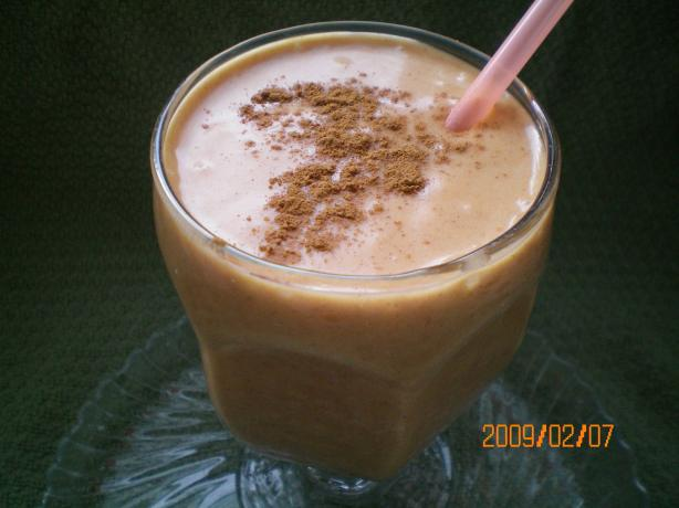 2 Minute Peanut Butter Protein Shake