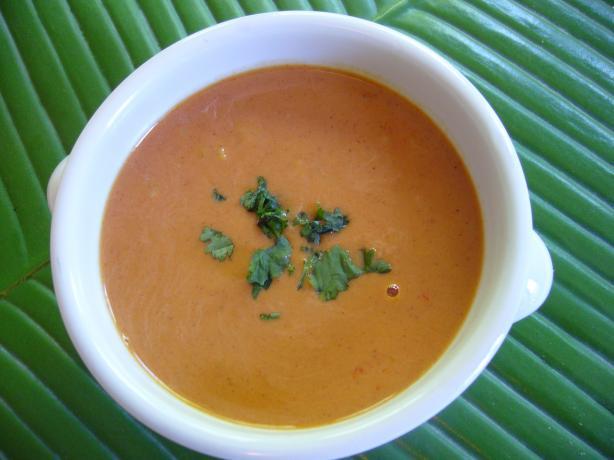 Easy Crab Soup