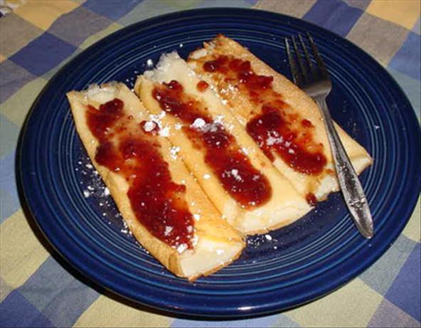 Uncle Don's Swedish Pancakes