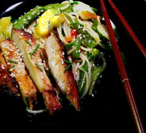 Apricot Teriyaki Pork Chops