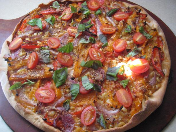 The Farmers Vegetarian Pizza