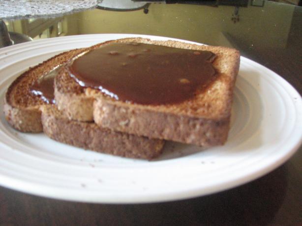 Nanny's Cinnamon Toast