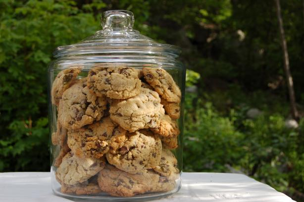 St. Benedict's Chocolate Chip Cookies