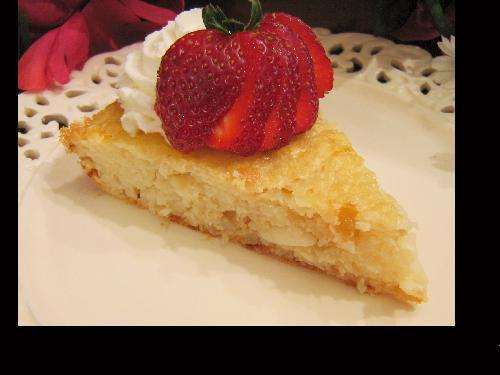 Rice Cake (Torta Di Riso)