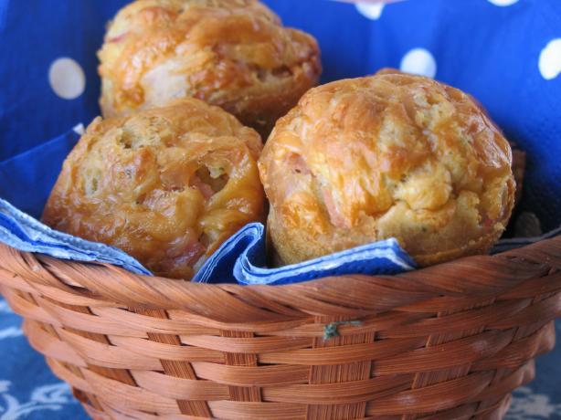 Doreen's Savoury Puffs