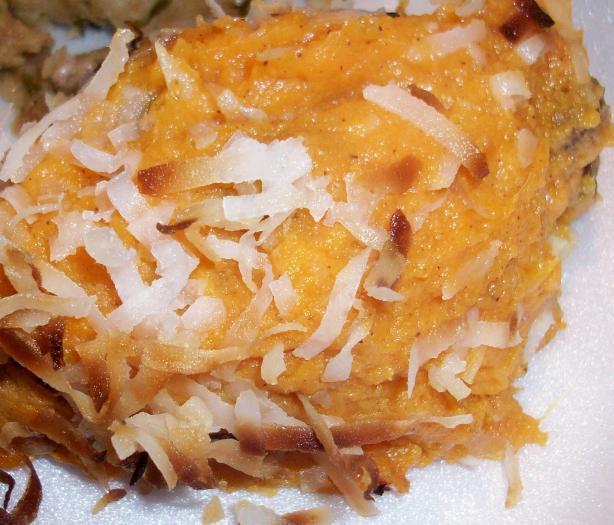 Kathie Lee Gifford's Mashed Sweet Potatoes With Orange Juice