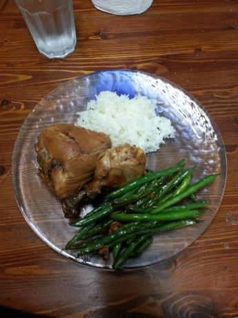 Soy-Garlic Chicken for the Crock-Pot