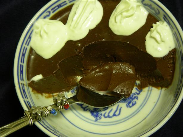 Super Simple Blender Chocolate Mousse