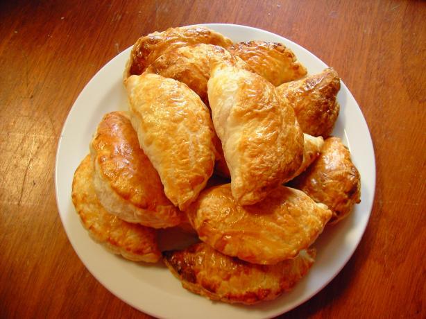 Simple Ham Empanadas