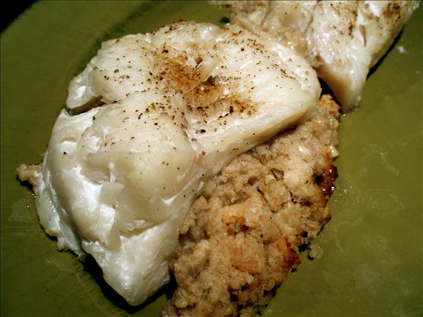 Stuffed Flounder Creole