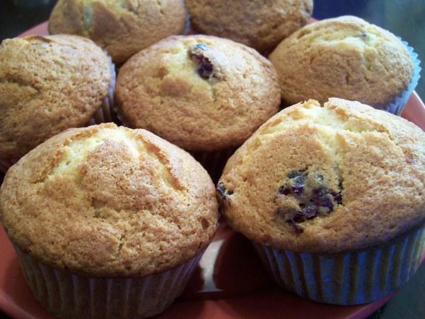 Orange-Honey Muffins