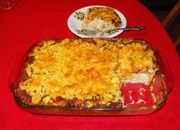 Joy's Chicken Casserole (Memories in the Making - Puffy Muffin