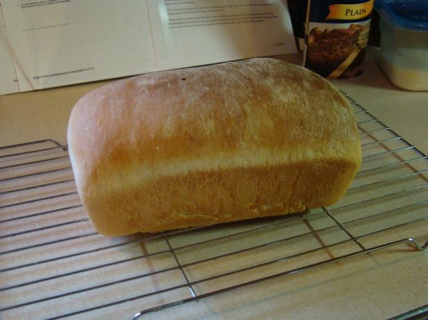 Buttermilk American Loaf Bread(Cook's Illustrated)