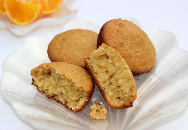 California Orange Honey Muffins