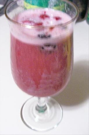 Cherry Slush- Non Alcoholic