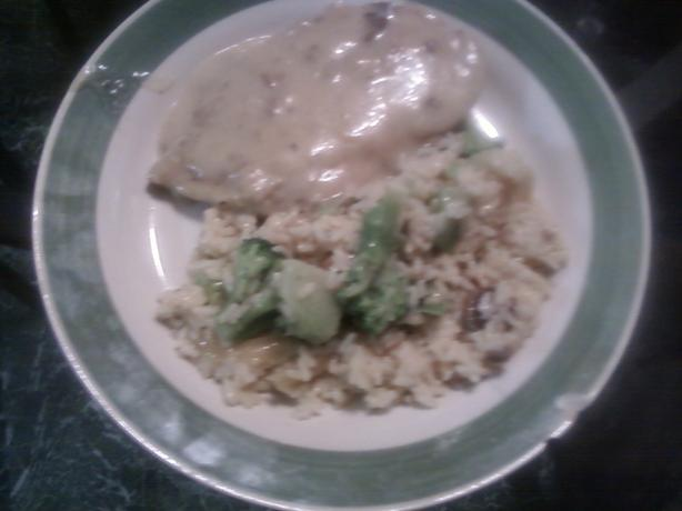 Smothered Pork Chops With Dirty Rice