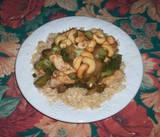 Broccoli & Chicken With Hoisin Sauce