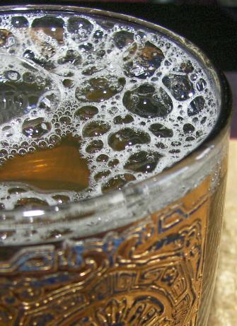 Atay Bi Na'na (Mint Tea)
