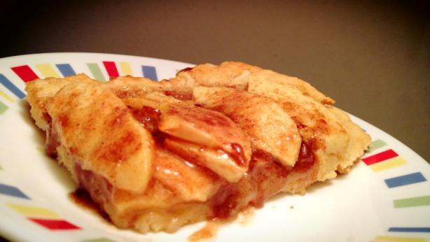 Grandma Geldner's Apfel Kuchen (Apple Kuchen)