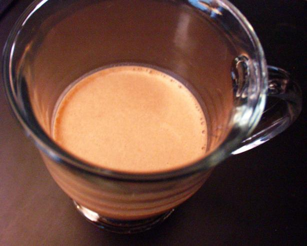 Amaretto Mocha Protein Drink