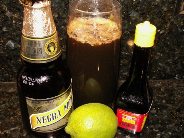 Michelada- Mexico City Style
