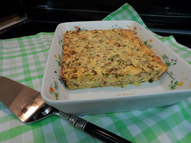 Southwest Sonoran Sunrise Breakfast Quiche