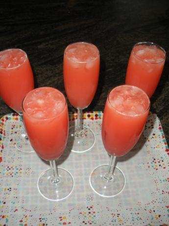 Blushing Rose Mimosa