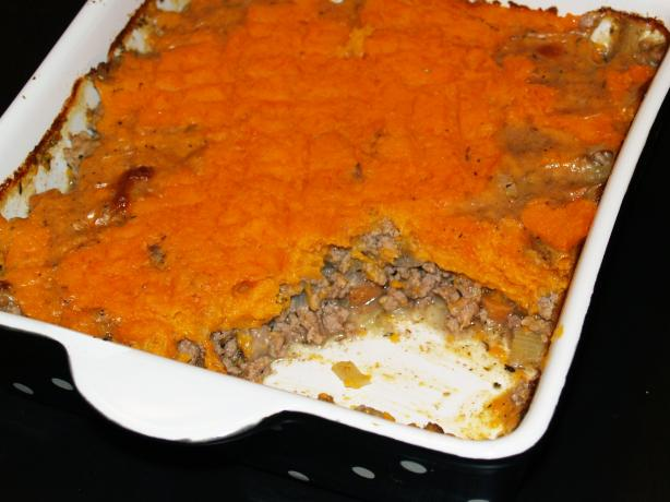 Clean Eating Shepherd's Pie