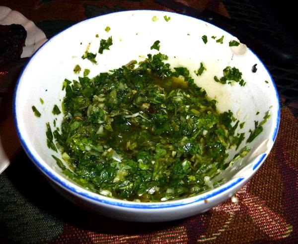 Chimichurri Sauce - Argentinian Chimichurri Marinade