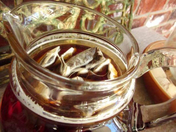 Sweet Sun Tea