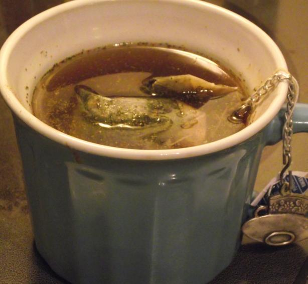 Herbal Tea for Bronchitis