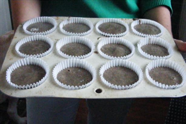 Buckwheat Vegan Cupcakes