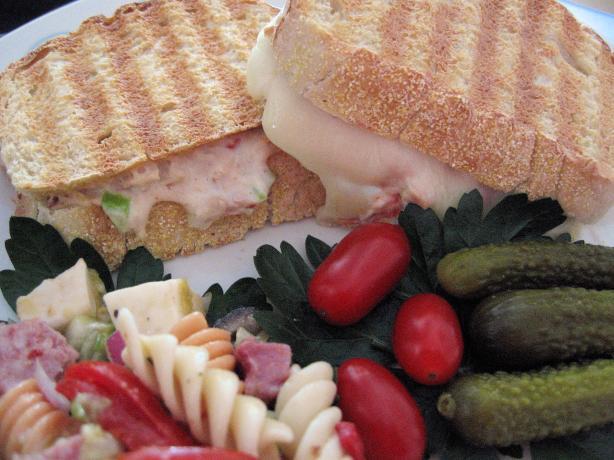 Italian Tuna Panini