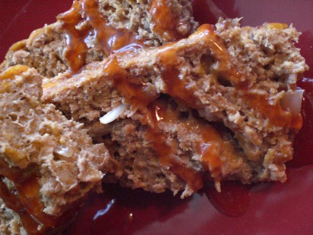 Heinz 57 Cheddar Meatloaf