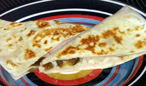 Nigella Lawson Easy Quesadillas