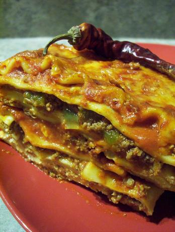 Chili Lasagna