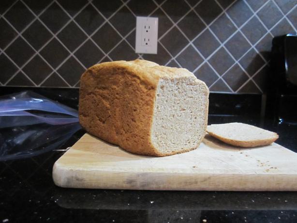 Spelt Bread (Bread Machine)
