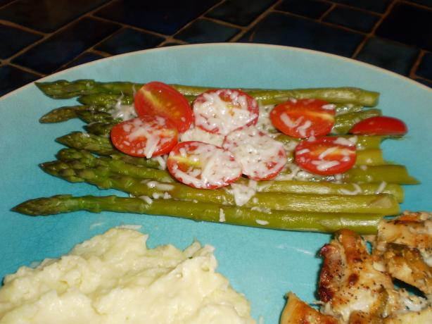 Asparagus on the Side