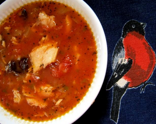 Zuppa Di Pesce Fish Soup