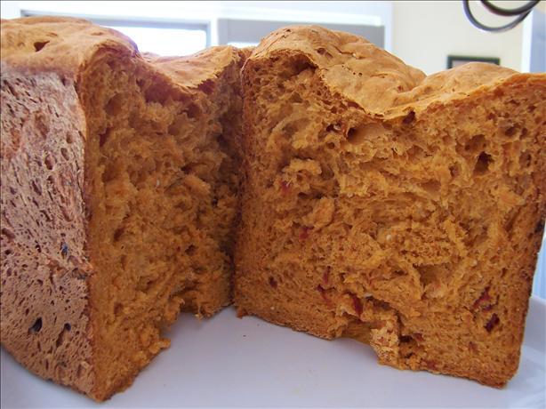 V-8 Tomato Bread