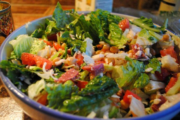 La Scala's Chopped Salad