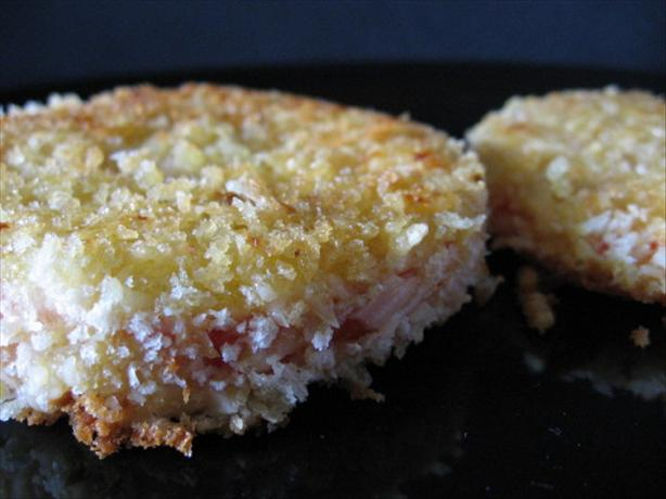 Parmesan Crusted Tomatoes