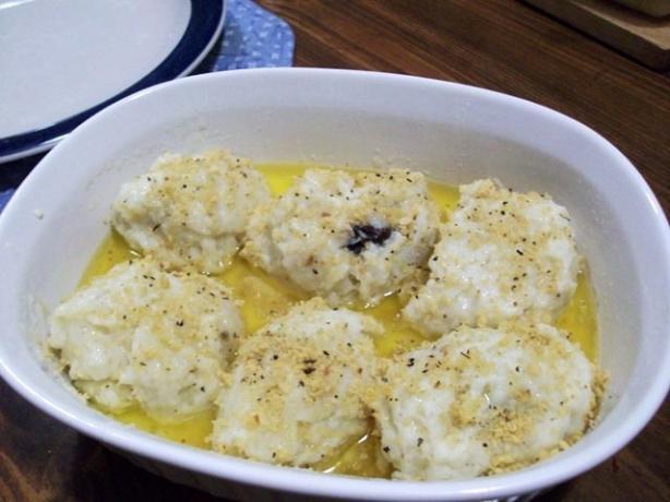 Kathy's Potato Dumplings (Kartoffelklosse)