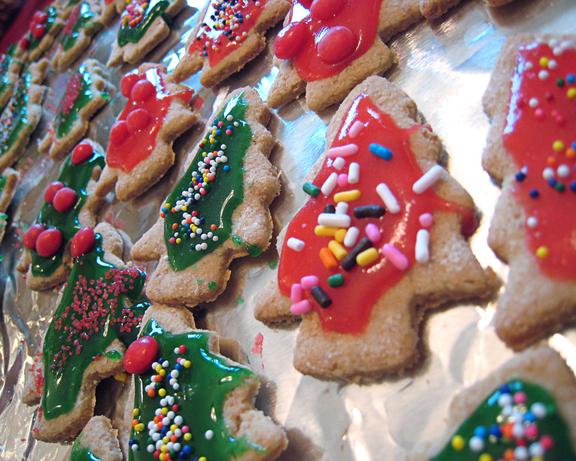 Farmgirl's Easy Cut Cookies