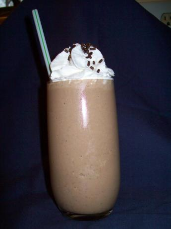 Cocoa Chocolate Shake