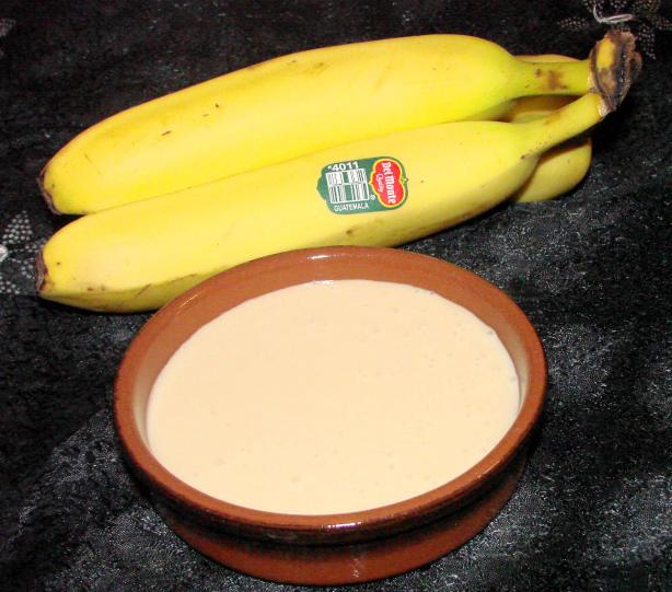 Peanut Banana Yogurt