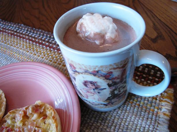 Hot Chocolate New England Style