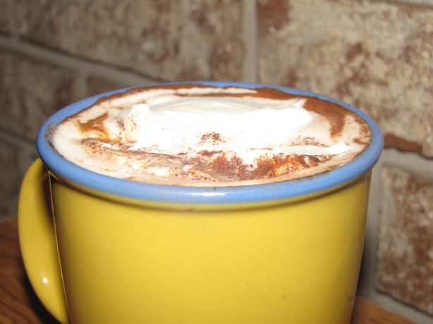 French Style Hot Chocolate